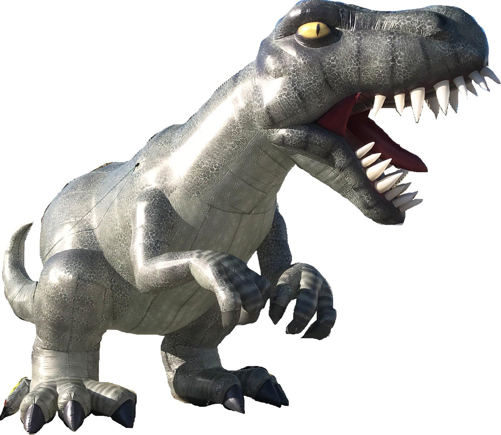 15mのエア恐竜